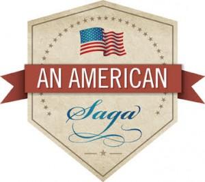 An American Saga Series Logo