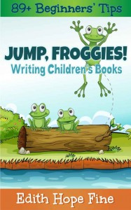 Jump, Froggies! Cover