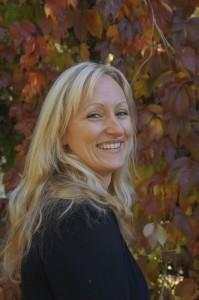 YA author Lindsay Woolman