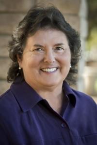Lynda Pfleuger, author