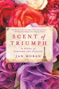 SCENT OF TRIUMPH by Jan Moran_med