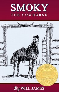 Western adventure about a horse by Will James