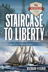 Staircase to Liberty by Richard Fitchen